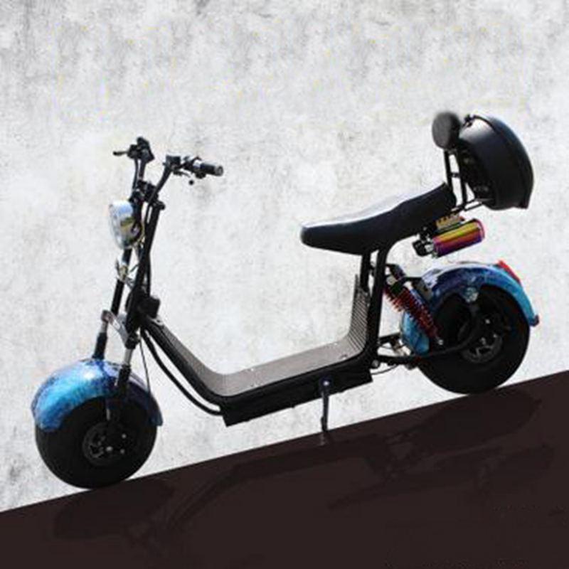 avviare scooter batteria