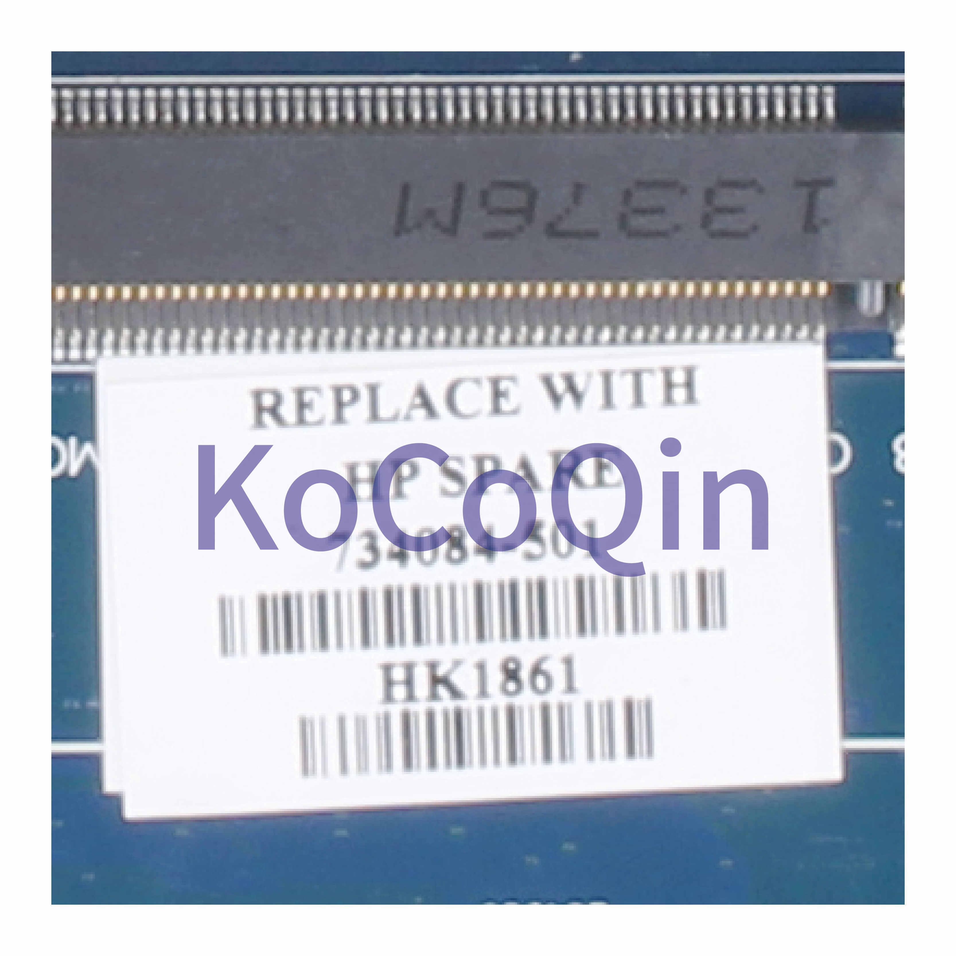 KoCoQin Laptop motherboard Para HP Probook 440 G1 450 G1 Mainboard 12241-1 734084-SR17D 001 734084-501 216-084200