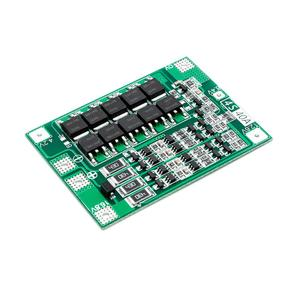 Image 2 - 4S 40A Li ion Lithium Battery 18650 Charger PCB BMS Protection Board with Balance For Drill Motor 14.8V 16.8V Lipo Cell Module