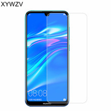 hot deal buy 2pcs glass for huawei enjoy 9 screen protector tempered glass for huawei enjoy 9 glass phone film for huawei enjoy 9 enjoy9 film