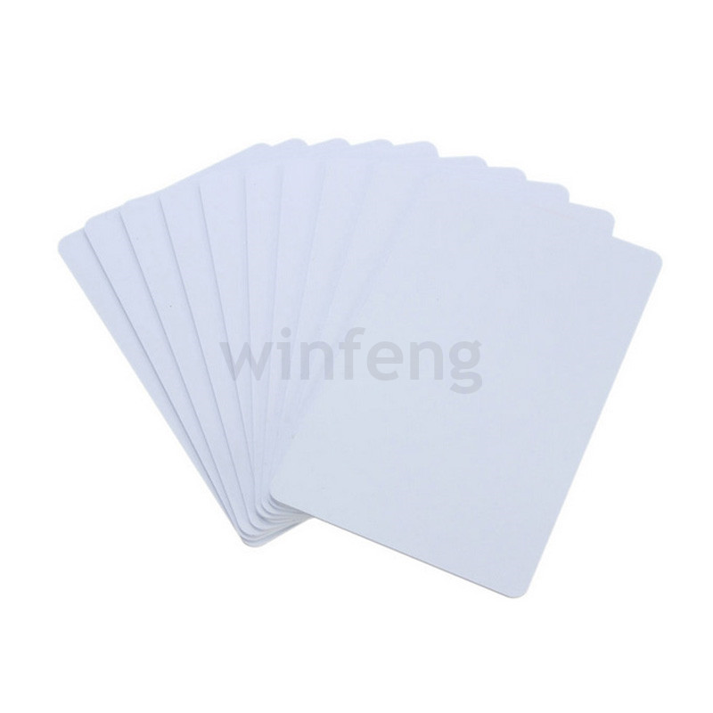 50pcs/lot Atmel T5577 Chip RFID Card Programmable Rewrite Writable Proximity RFID 125khz Blank Smart Card for Access Control