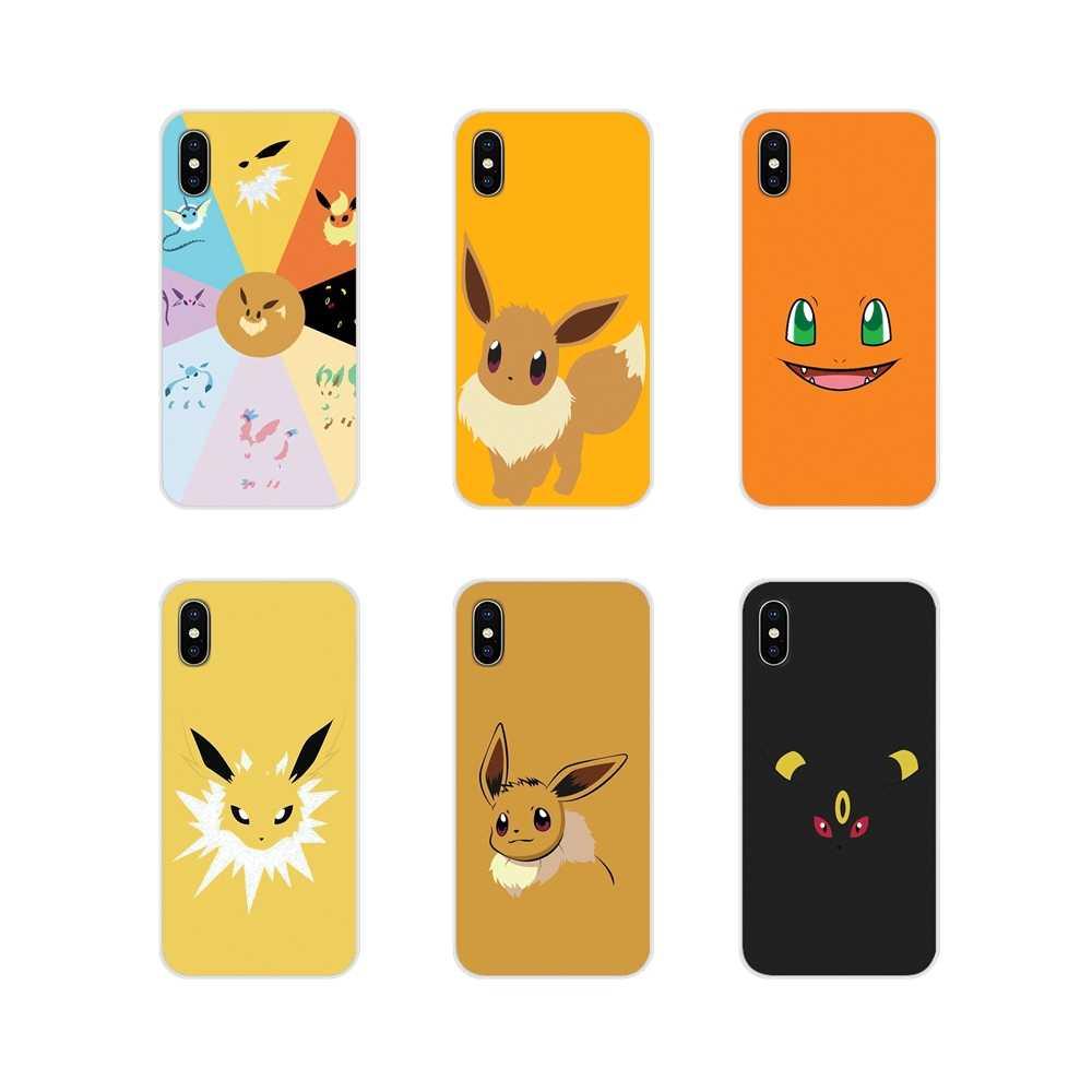Pokemons Eevee Evolution For Samsung Galaxy A3 A5 A7 A9 A8 Star A6 ...