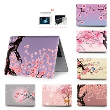 flower color printing notebook case for Macbook Air 11 13 Pro Retina 12 15 inch Colors Touch Bar New