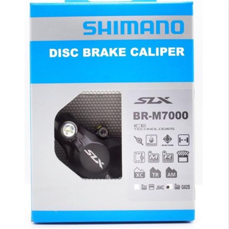 Boîte d'origine-emballé Shimano SLX BR-M7000 Hydraulique Disque Étrier De Frein En Métal Pad J04C/G02S