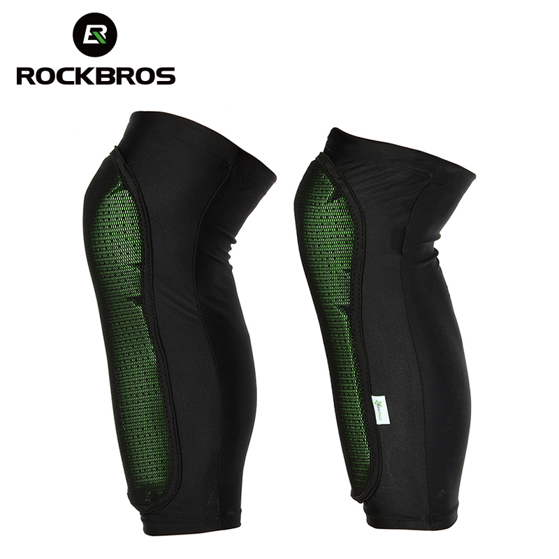 ROCKBROS Sports Knee Protective Knee Pads Basketball Shooting Cycling Outdoor Sport Accessories Hiking Climbing Bike Kneelet