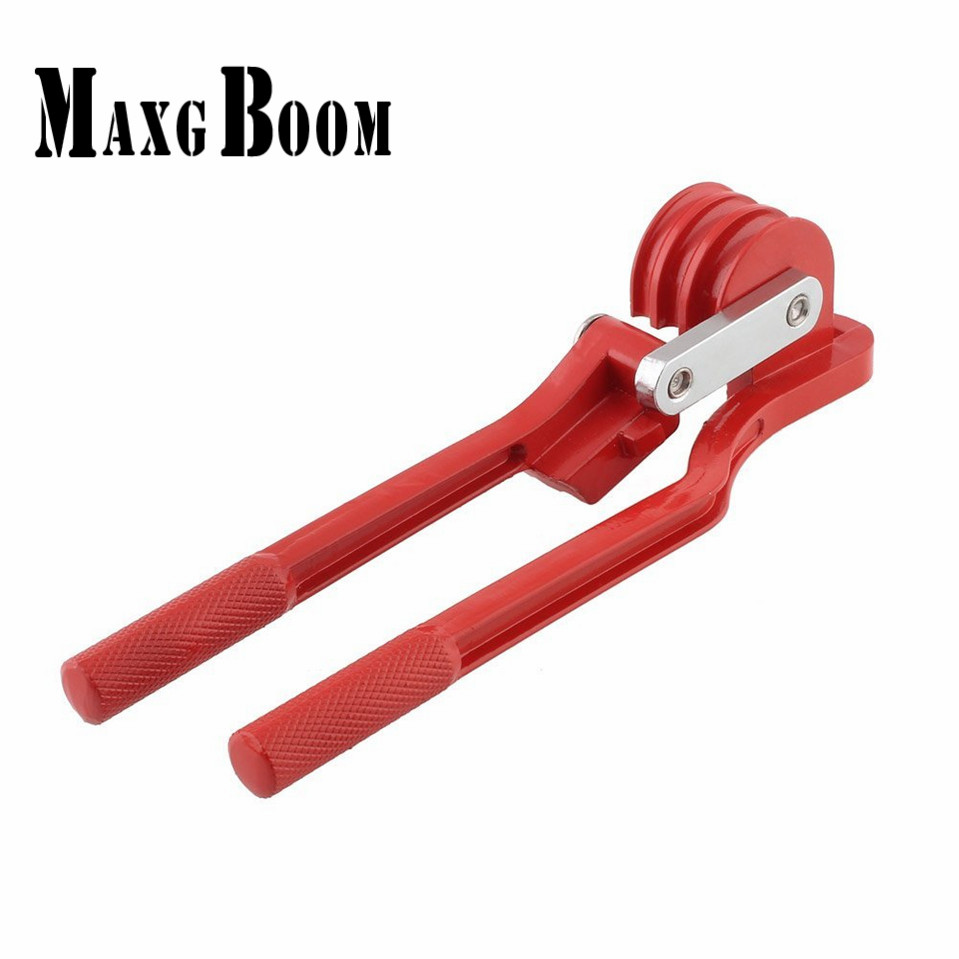 High quality ! 6mm/8mm/10mm Three in One Manual Elbow Pipes Device Copper Pipe For Air Condition Bending Tube Pliers. 10x1mm soft coil copper tube pipe air conditioner refrigeration systems
