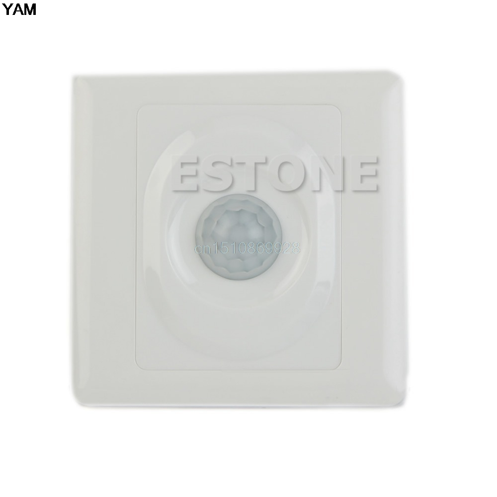 Infrared IR PIR Senser Switch Module Body Motion Sensor Auto On off Lights Lamps M126 hot sale