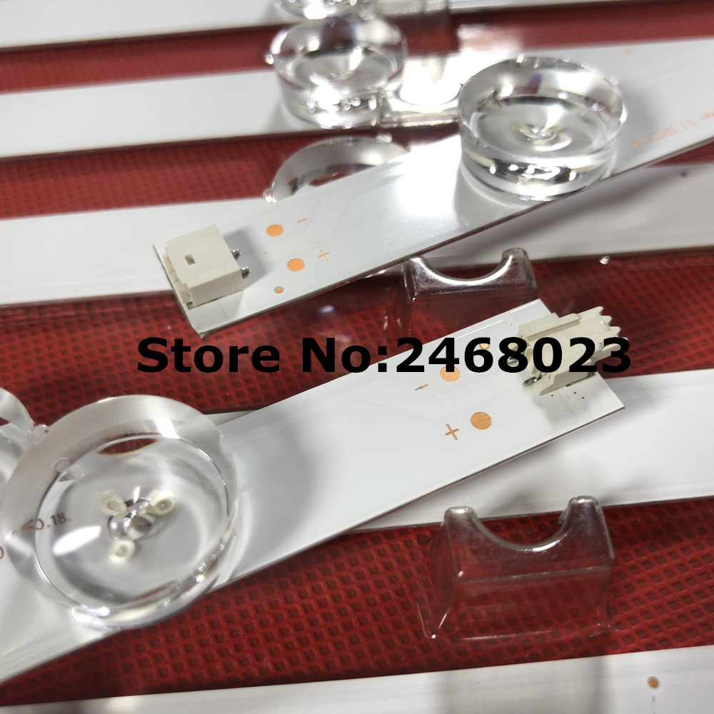 LED Backlight strip For LG LA62M55T120V12 55LN5400 55LN6200 55LN5600 55LN5710 55LN5750 55LA6205 55LA6200 55LA6210 55LA6208