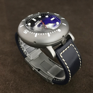 Image 3 - San Martin Männer Automatische Uhr Titan Fall Taucher Uhr 2000m Wasserdicht Leucht Lünette limited edition Mode Armbanduhr