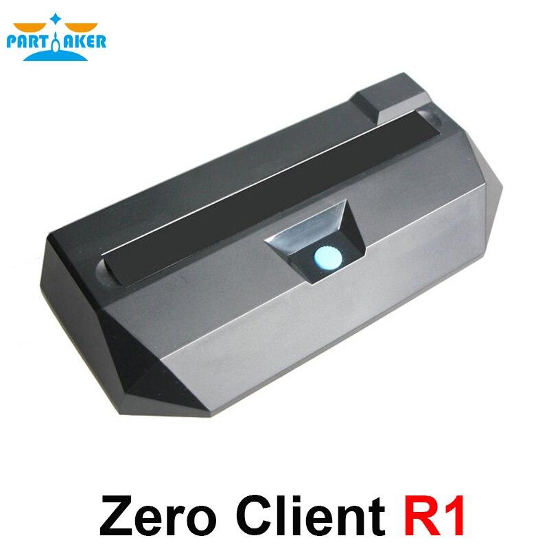 Linux Mini PC Thin Client R1 Cloud Terminal RDP10 Quad Core 2.0Ghz Processor 1GB RAM HDMI VGA