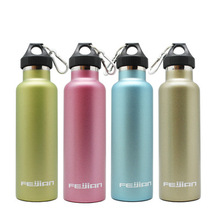 Cycling Club Bicycle Outdoor Sports water bottles, bottle of 600 ml stainless steel