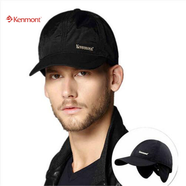 Hot Top Seller Free Shipping Style Adjustable Ear Proof  Baseball Cap 2118-01