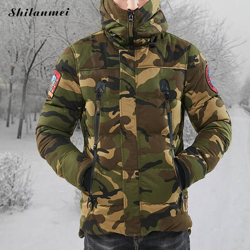 Outdoor Sport Softshell Jackets Men Hiking Coat Camouflage Military Tactical Camping Sportswear Loose Thicken Hiking Jacket
