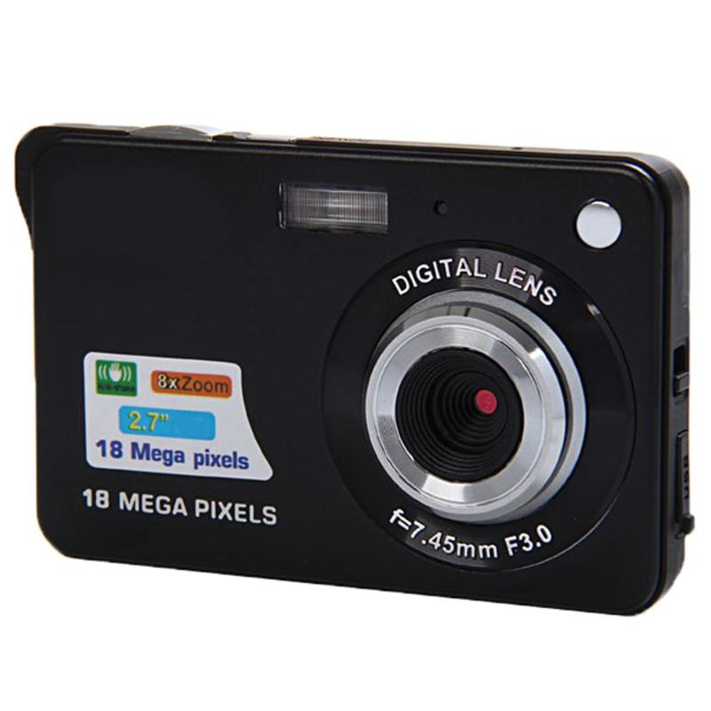 Consumer Camcorders Camera CDC3 2.7 inch Digital Camera TFT HD Screen 18.0MP CMOS 3.0MP 8X Zoom 1080P Digital Video Recorder