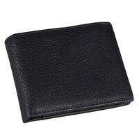 Famous luxury brand real leather credit card holder short slim men wallets small designer male purse money bag wallet men