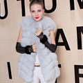 Genuine Fox Fur Coat Gilet Long Jacket Winter Real Fox Fur Vest Women 2016 New Fashion Russian Real Natural Fox Fur Coats Vest