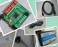 Blaster USB + cpld placa de desarrollo cpld de altera epm240 EPM240T100C5N epm240 altera MAX II cpld junta de desarrollo