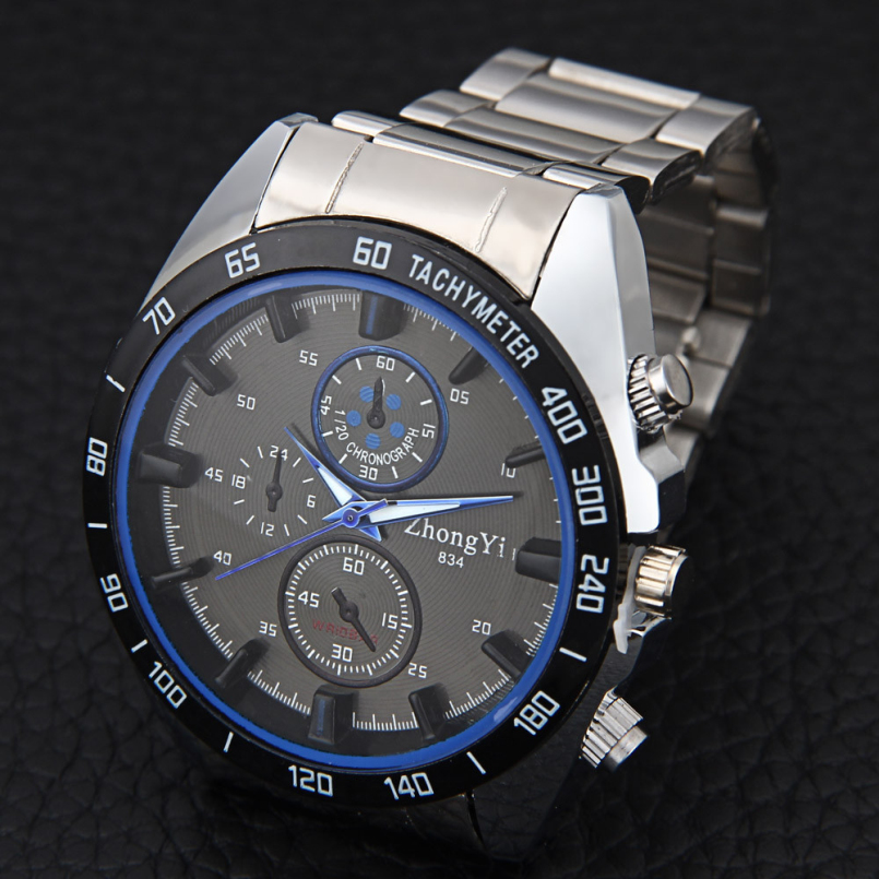 excellent quality mens watches top brand sports