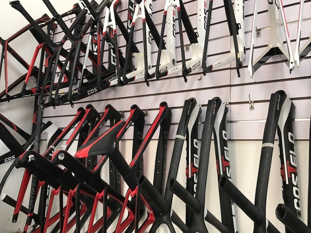 Costelo High Quality OEM Carbon Road Bicycle Frame UD 3K Size 49 52 54 56 58 Free Shipping