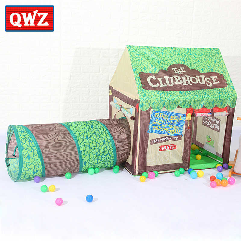 Detail Feedback Questions about QWZ New Play Tent Children Tunnel Kids Toy Tents Tunnel Tent House Baby Tent PE Balls Mat Kids For Baby Outdoor Christmas ... & Detail Feedback Questions about QWZ New Play Tent Children Tunnel ...
