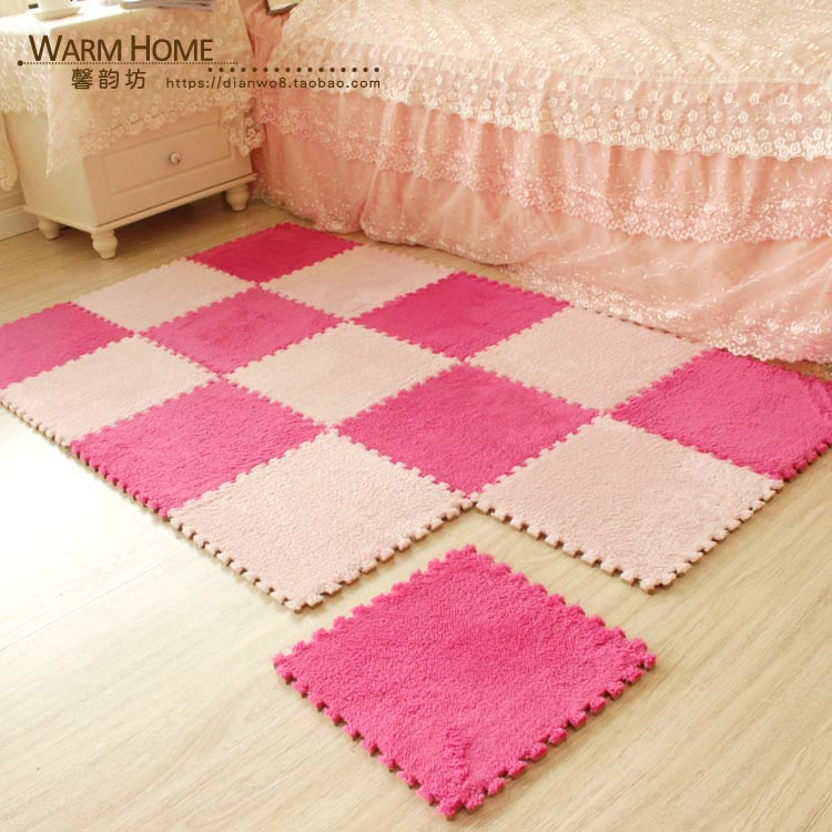 Fashion Soft Joining Together Carpet,The  Sitting ...
