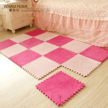 Fashion Soft Joining Together Carpet,The Sitting Room The Bedroom Window Carpet, Foam Mats, Baby Climb A Rug.