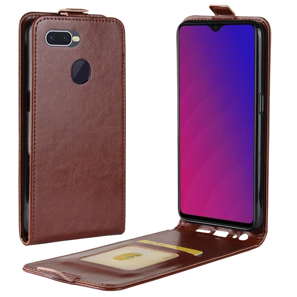 Oppo F9 Case Oppo F9 Pro Case 6.3 Luxury Wallet PU Leather Phone Case For Oppo F9 F 9 CPH1823 CPH1828 CPH1881 Oppo F9 Pro Flip