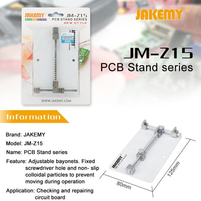new jakemy jm z15 pcb holder jig work station smd soldering platform rh aliexpress com