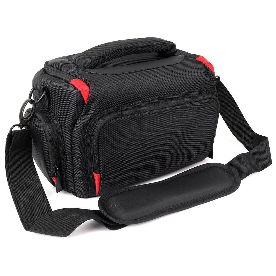 Helpful Wennew Dslr Bag Photographer Backpack Slr Camera Bag Case For Canon Eos R 1500d 1300d 1200d 1100d 1000d 100d 200d M6 M50 M100 Comfortable Feel Accessories & Parts