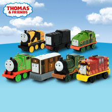 3pcs Thomas and Friends Trackmaster 1/43 Model Metal Train Set  Diecast 1:43 Toys for Children Boys Oyuncak Car Gift
