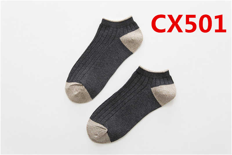 2018 nouvelle arrivée mode Femmes chaussettes haute qualité 15 pcs/ensemble CX501