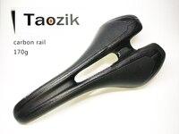 High Quality 100 Original Design Famous Brand Titanum Alloy Rail Genuine Leather Mtb Bicycle Saddle Seat