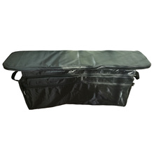 Canoe Dinghy Fishing Boat Inflatable Boat Under Seat Storage Bag with Padded Seat Cushion