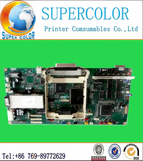 Free Shipping shoppe For EPSON 9600 Original Mainboard-----100% Working Fine