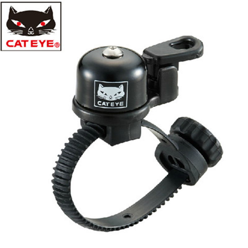 CATEYE PB-800 Aluminum Horn Cycling Bike Bicycle Handlebar Ring Bell 22.2mm