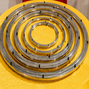 Image 5 - 스테인레스 스틸 tabla giratoria 회전베이스 스탠드 회전판베이스 giratoria 리프트 테이블 회전 테이블 직경 38 50 cm