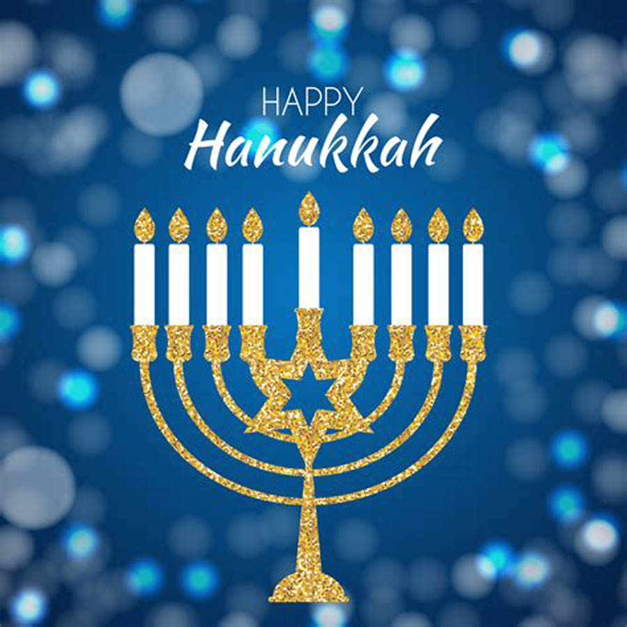 hanukkah Full square 5D DIY Diamond Painting Cartoon happy hanukkah Diamond Embroidery Kit Rhinestone mosaic Cross Stitch Gifts