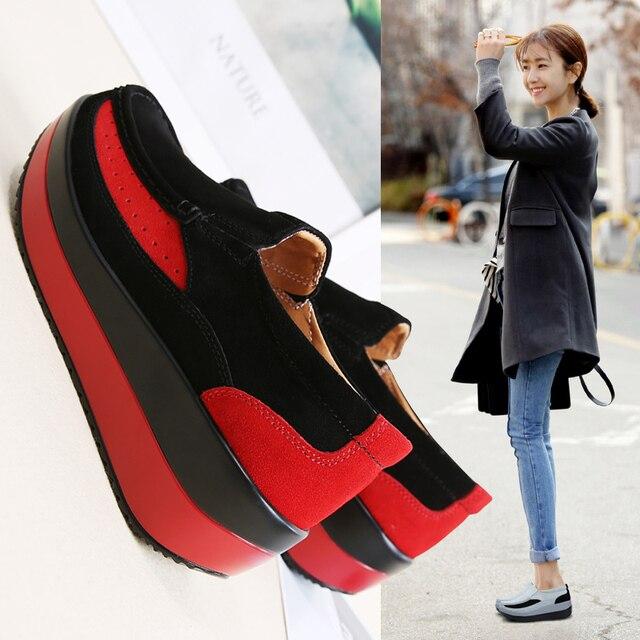 STQ 2020 الخريف النساء أحذية 4