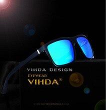 VIAHDA 2016 New TR90 Polarized Sunglasses Men Fashion Male Eyewear Sun Glasses Travel Oculos Gafas De