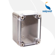 DS-AT-0811  80*110*70mm 2014 Newest Large IP66 ABS Waterproof  Switch Box IP66  (Screw Open -Close Type)
