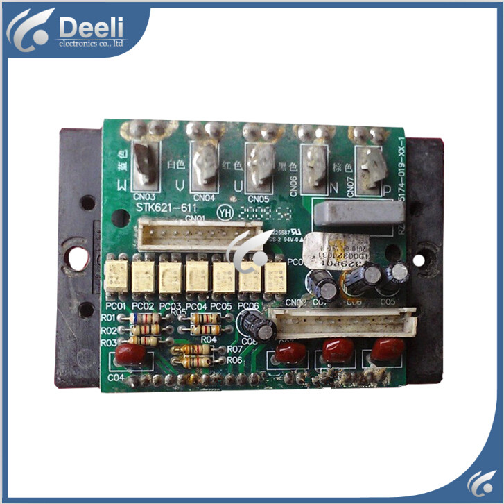 95% new good working for Hisense air conditioning Computer board RZA-4-5174-019-XX-1 module good working