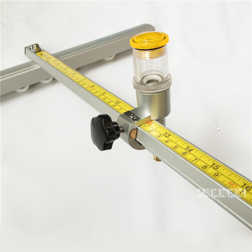 New Arrival BLD(T)-60A T-type Glass Cutter Long Type Cutter For Glass 600mm Good Quality Push Knife Glass Cutting Knife 6-12mm