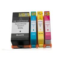 einkshop 903 Ink Cartridge Replacement For HP 903xl 907XL OfficeJet Pro 6950 6960 6961 6970 6971 printer