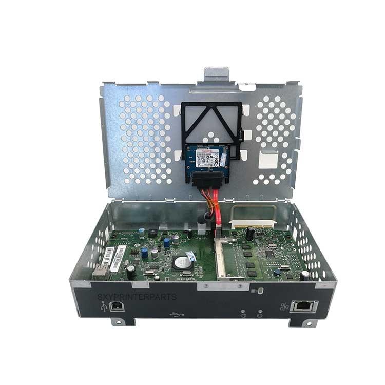 Carte de formateur de CF034-60001 de haute qualité pour carte principale d'imprimante HP Enterprise 600 M601 M602 M603N M603DN avec disque dur