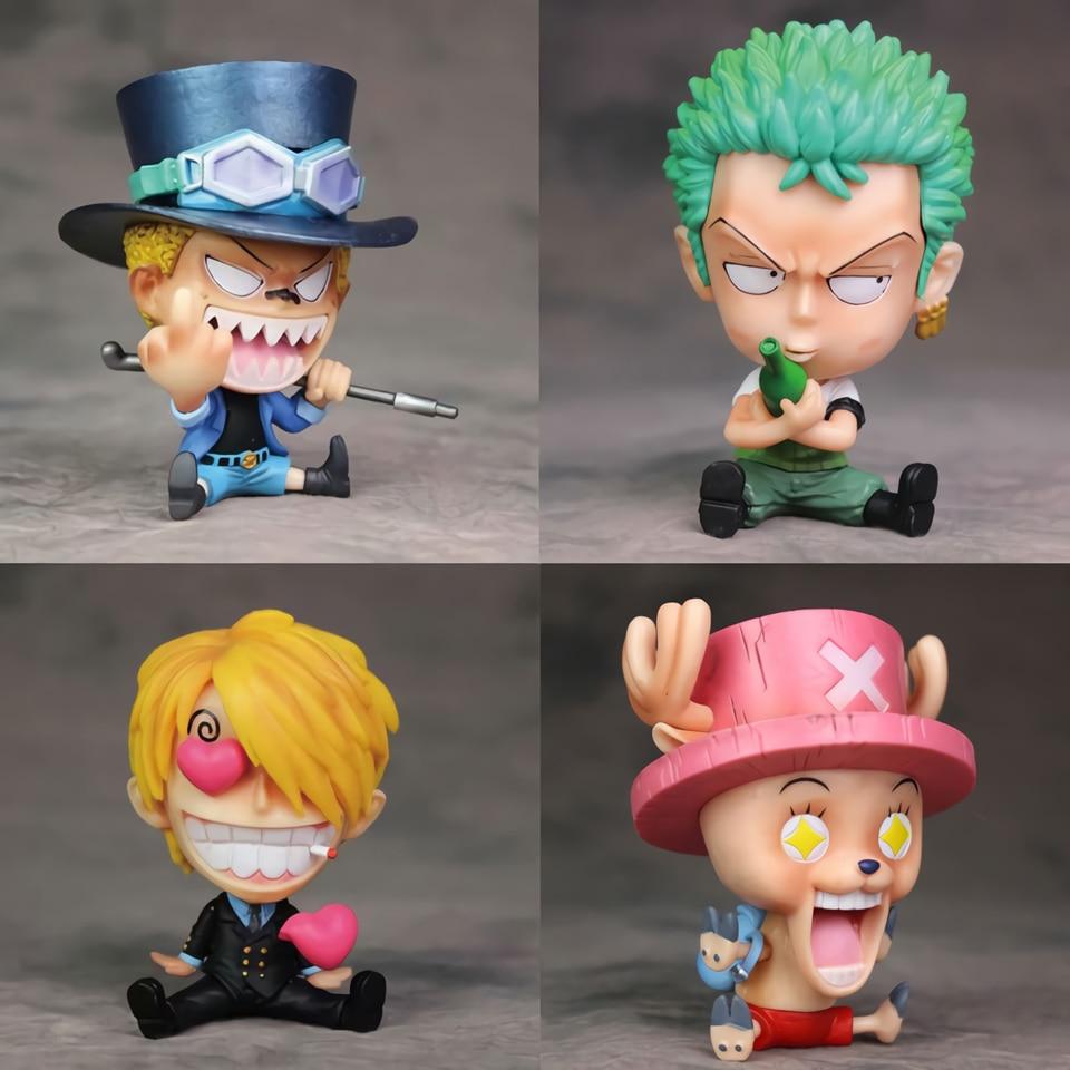 Anime One Piece GK Sabo PVC Figure Collectible Model Toy No Box