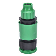 Cheaper Wholesales 20pcs/pack Quick Connector For Home Irrigation System Telescopic Joint Garden Water Hose Pipe Quick Connectors
