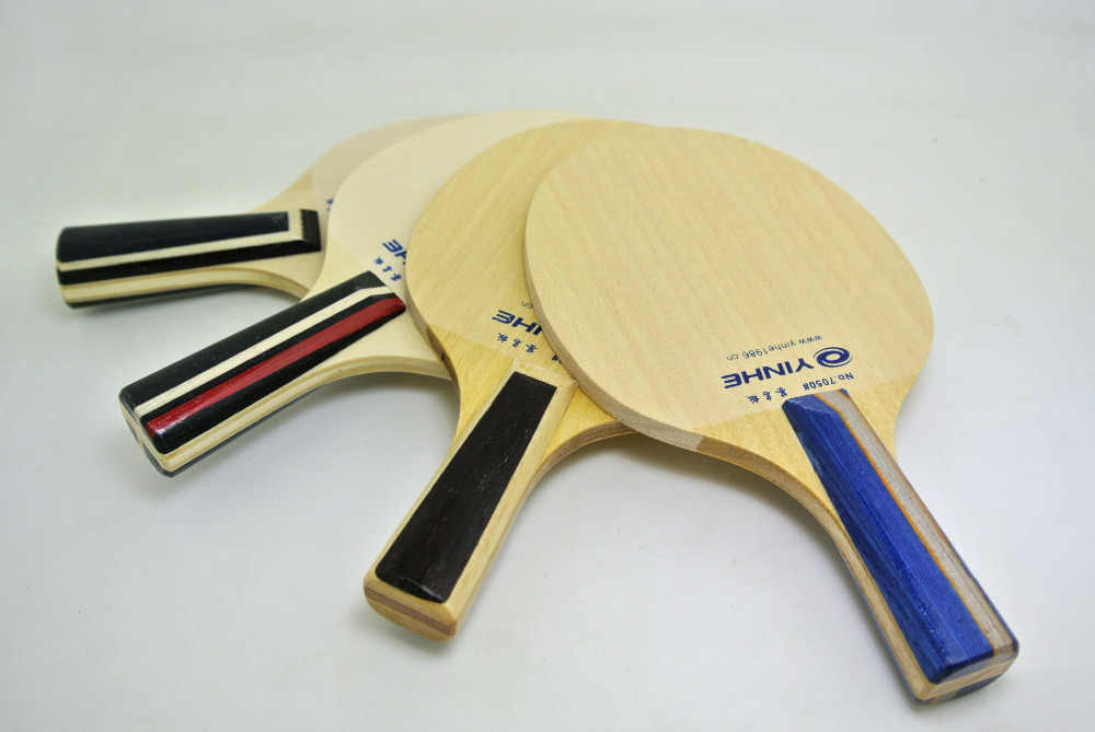 Yinhe  Signature/ Small  MINI  table tenis blade/ ping pong blade  /  Table Tennis Toy    2pcs/lot