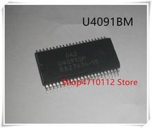 NEW 5PCS/LOT U4091BM U4091 U4091BMC SSOP44 IC
