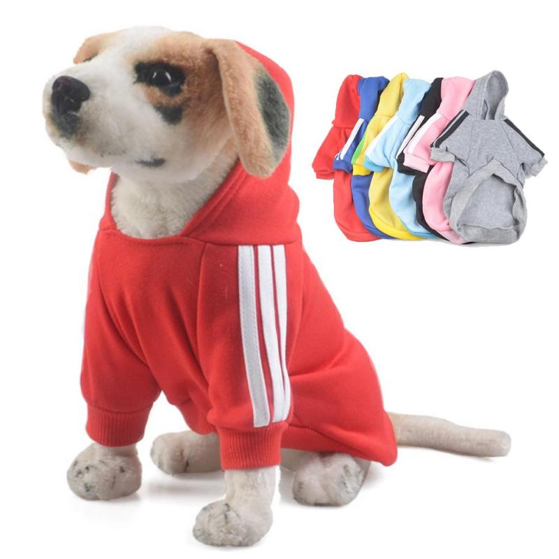 Venta caliente Primavera Otoño Invierno Pet Dog hoodies Coat Ropa Productos de A