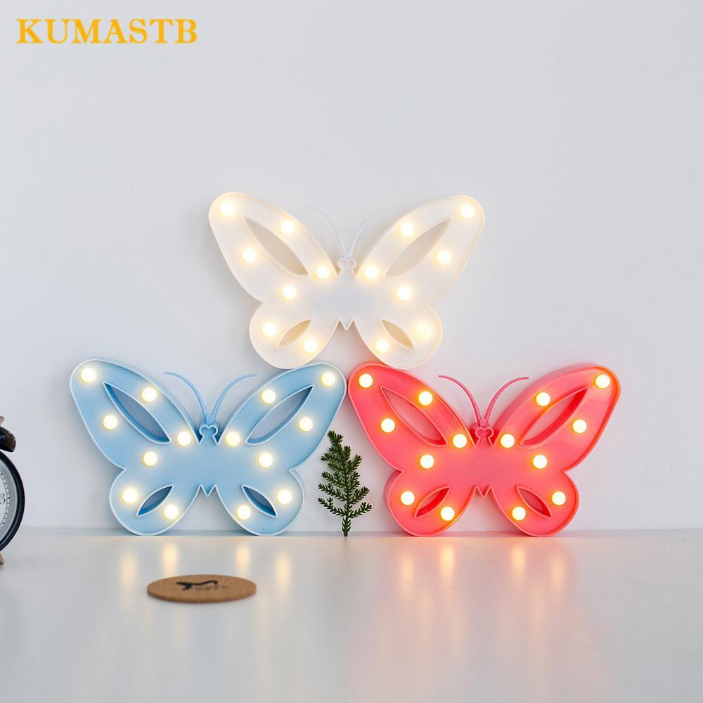 Schmetterling Lampe | Led Lampe Schmetterling Mit Gratis Versand ...